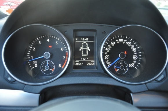 golf r gauges