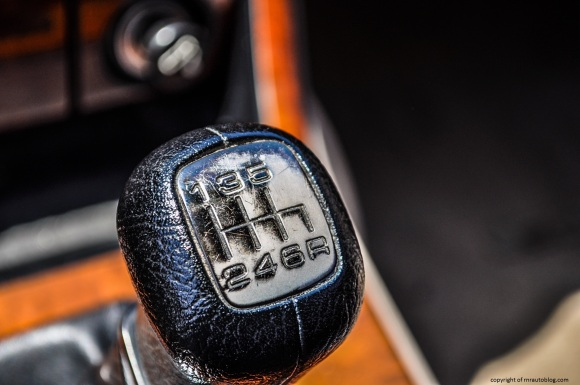 Coupe's shifter