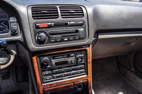 Sedan's controls