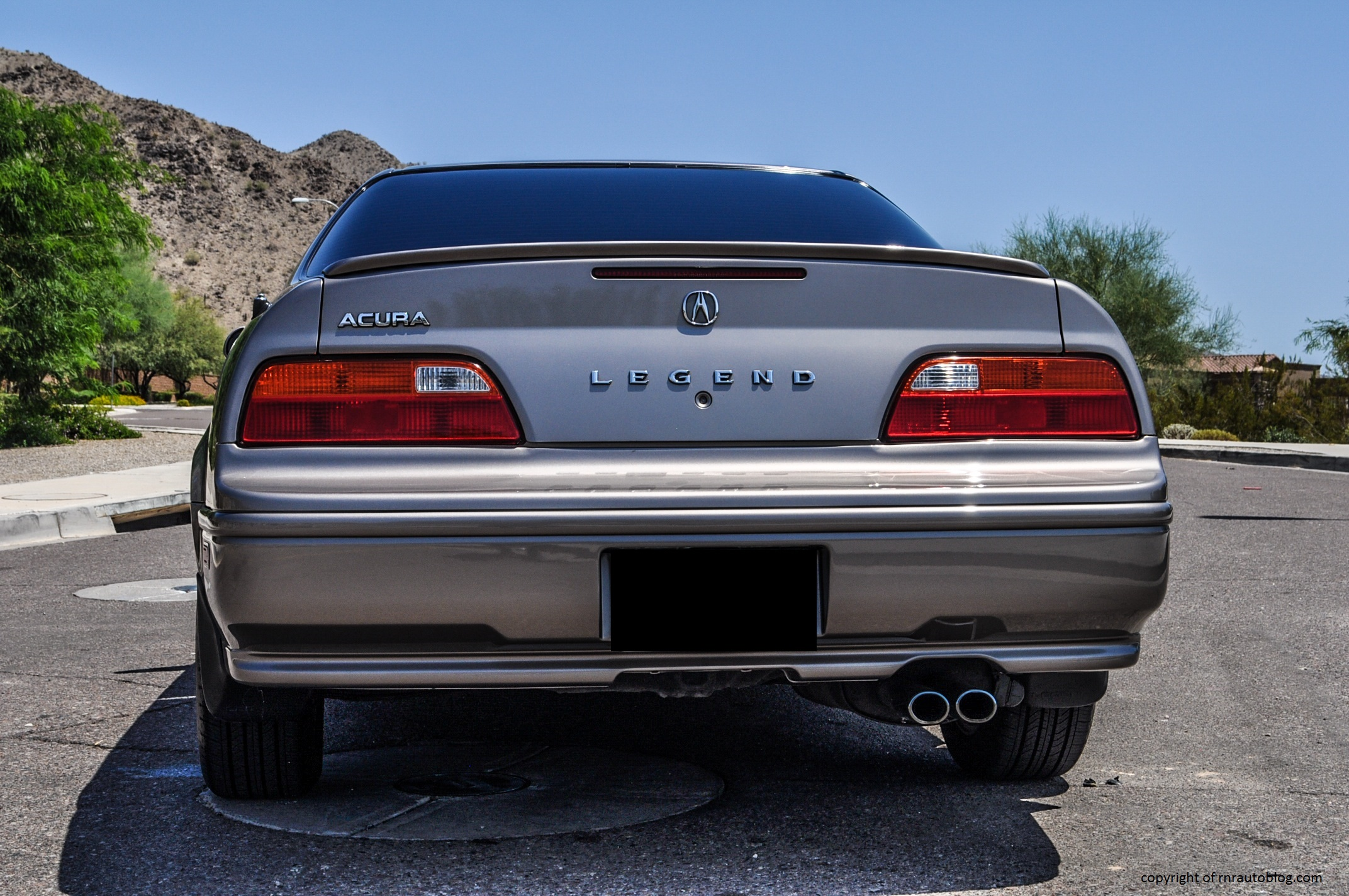 1994 Acura Legend Ls Coupe And Gs Sedan Review Rnr