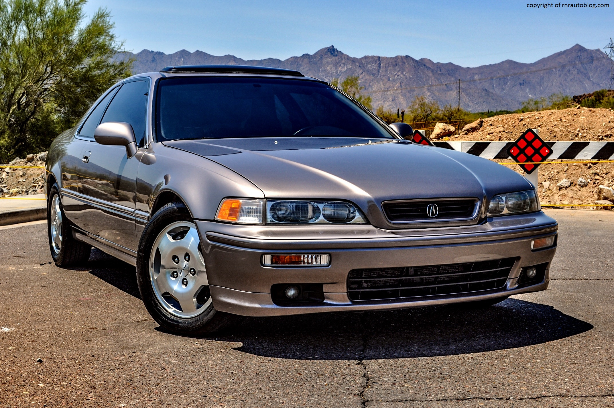 1994 Acura Legend LS Coupe and GS Sedan Review | RNR ...