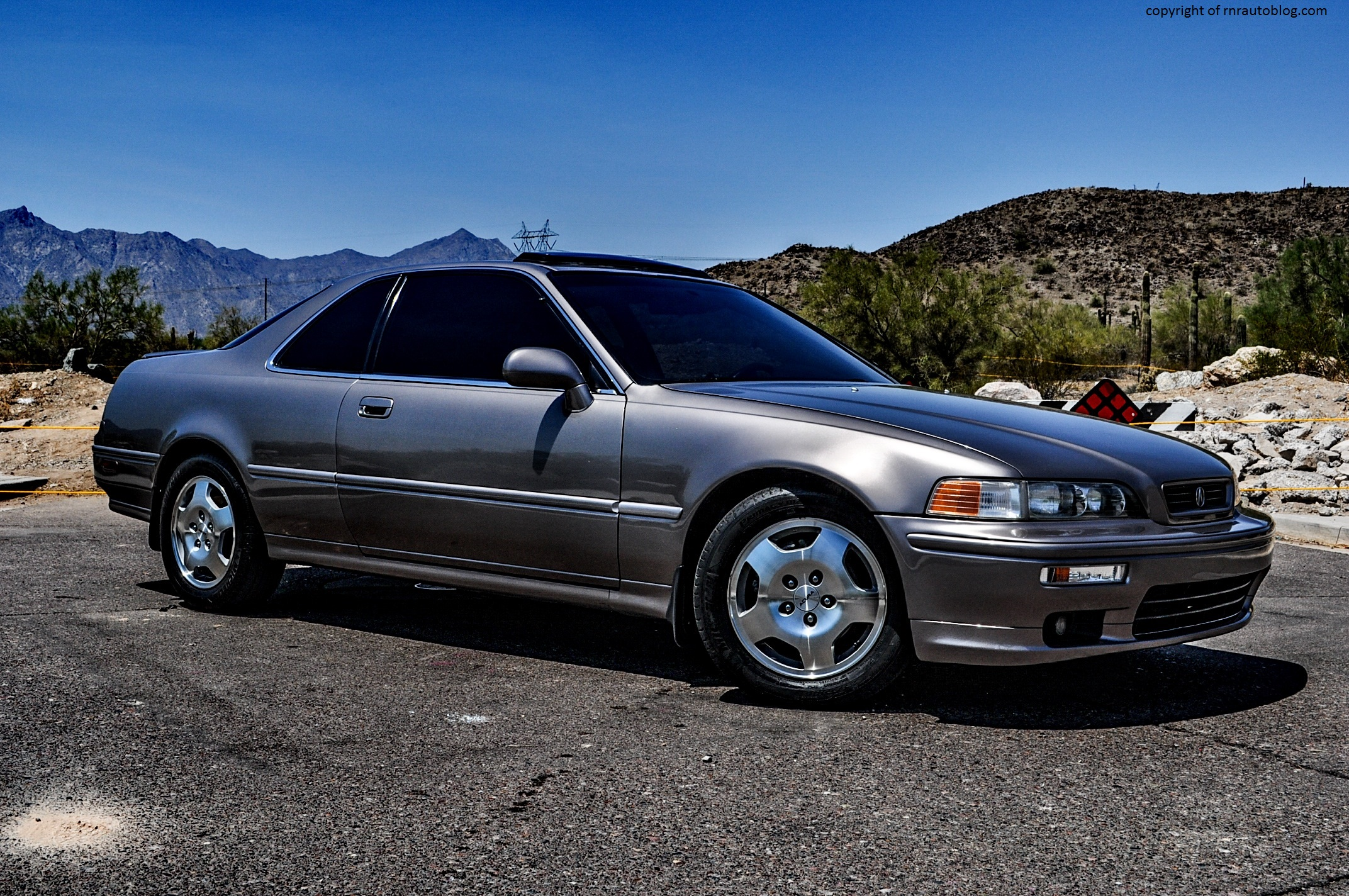 1994 Acura Legend Ls Coupe And Gs Sedan Review Rnr Automotive Blog