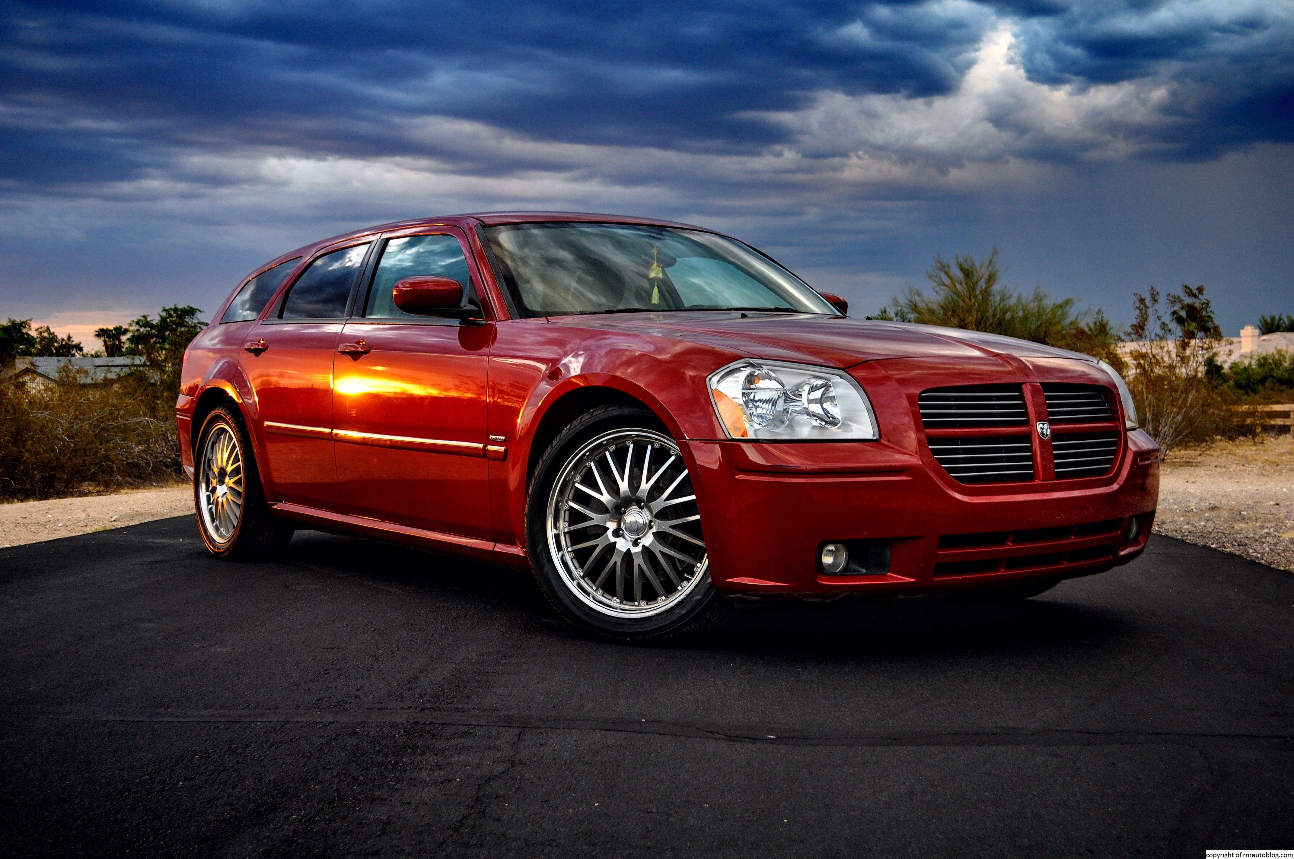 Dodge Magnum Review Rnr Automotive Blog