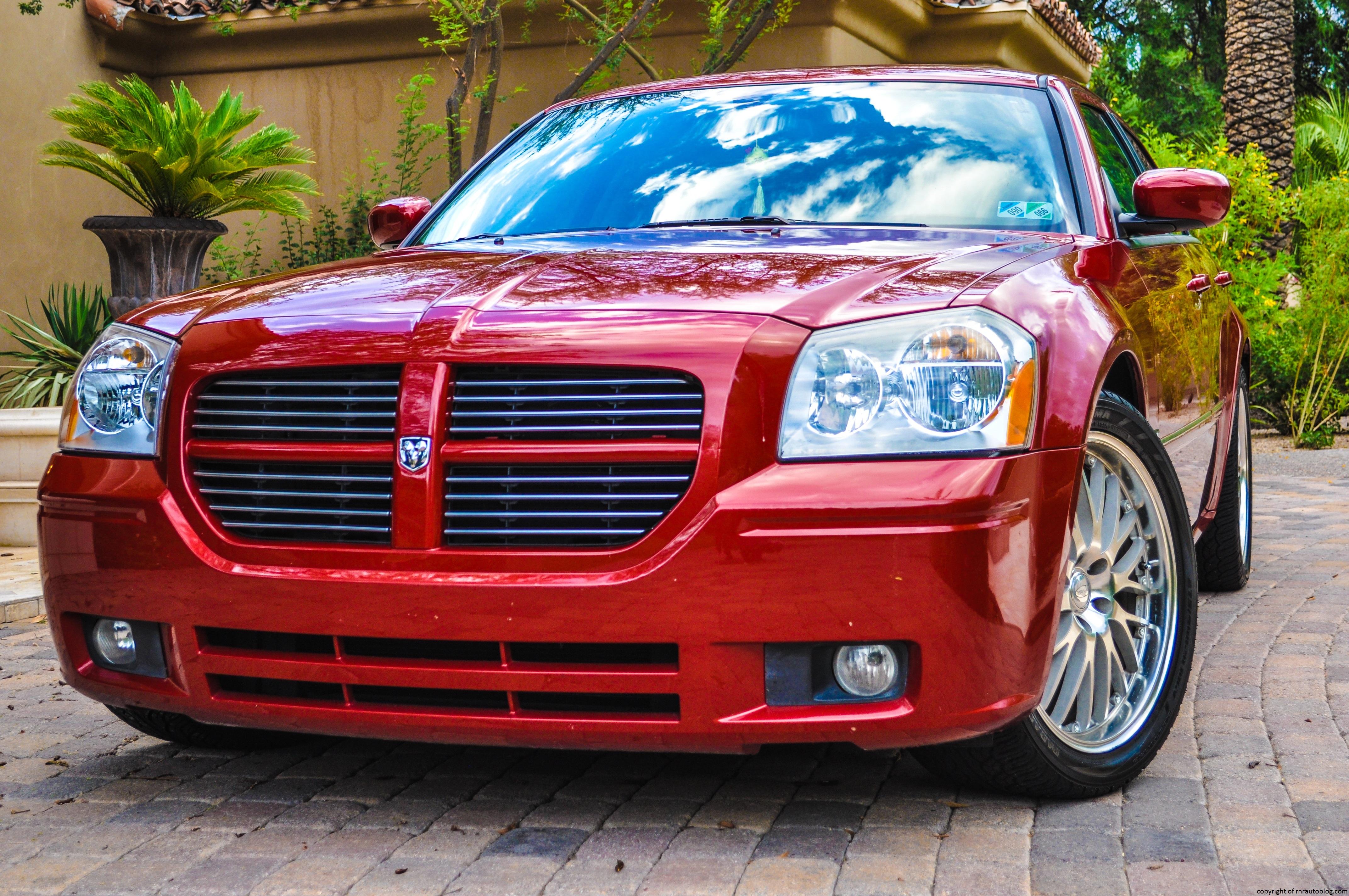 2005 Dodge Magnum R/T Review | RNR Automotive Blog |2014 Dodge Magnum Concept
