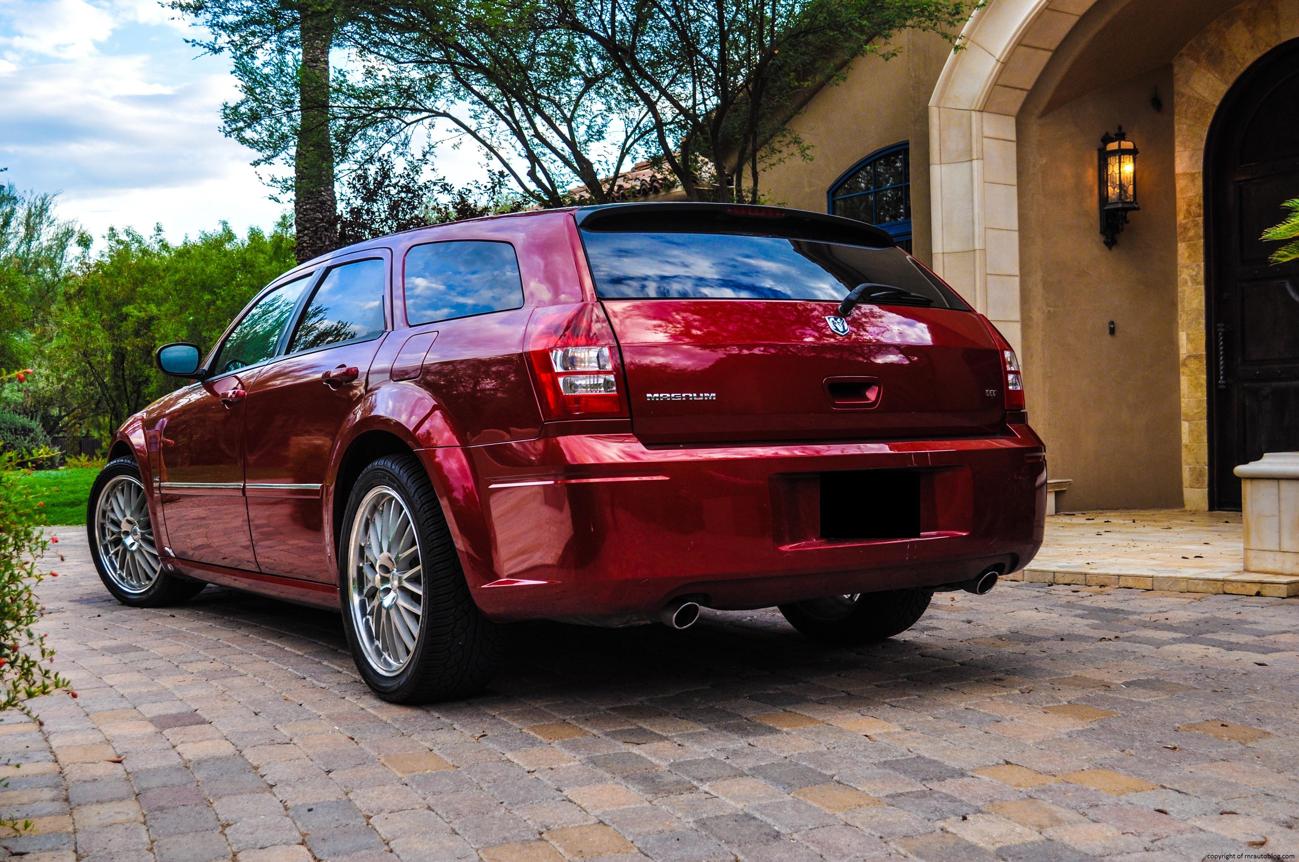 2005 Dodge Magnum SXT 3.5L V6 For Sale in Cape Coral (Fort ... |2014 Dodge Magnum Concept