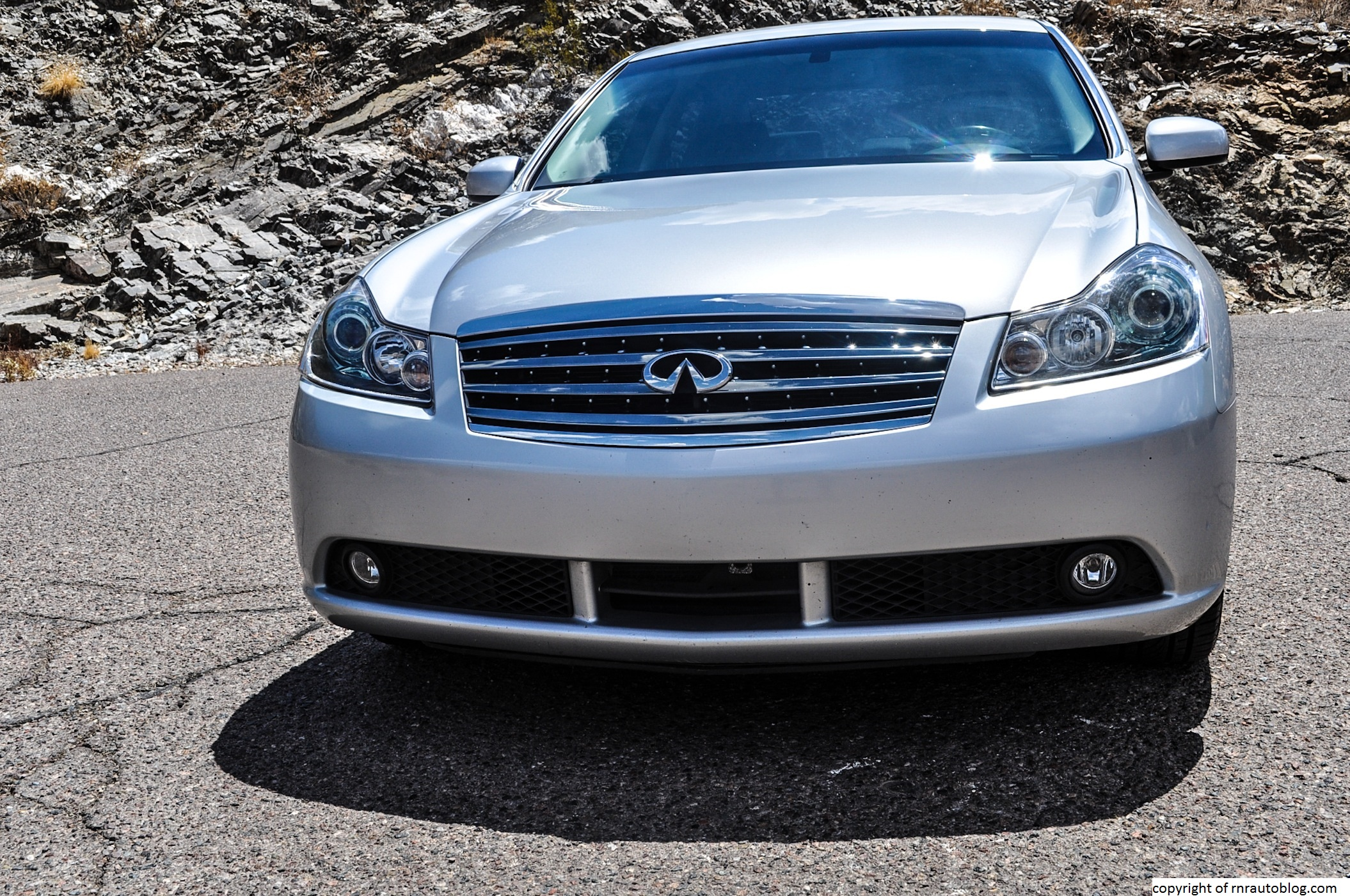 2007 infiniti m35 review rnr automotive blog infiniti 7 vanachro Choice Image