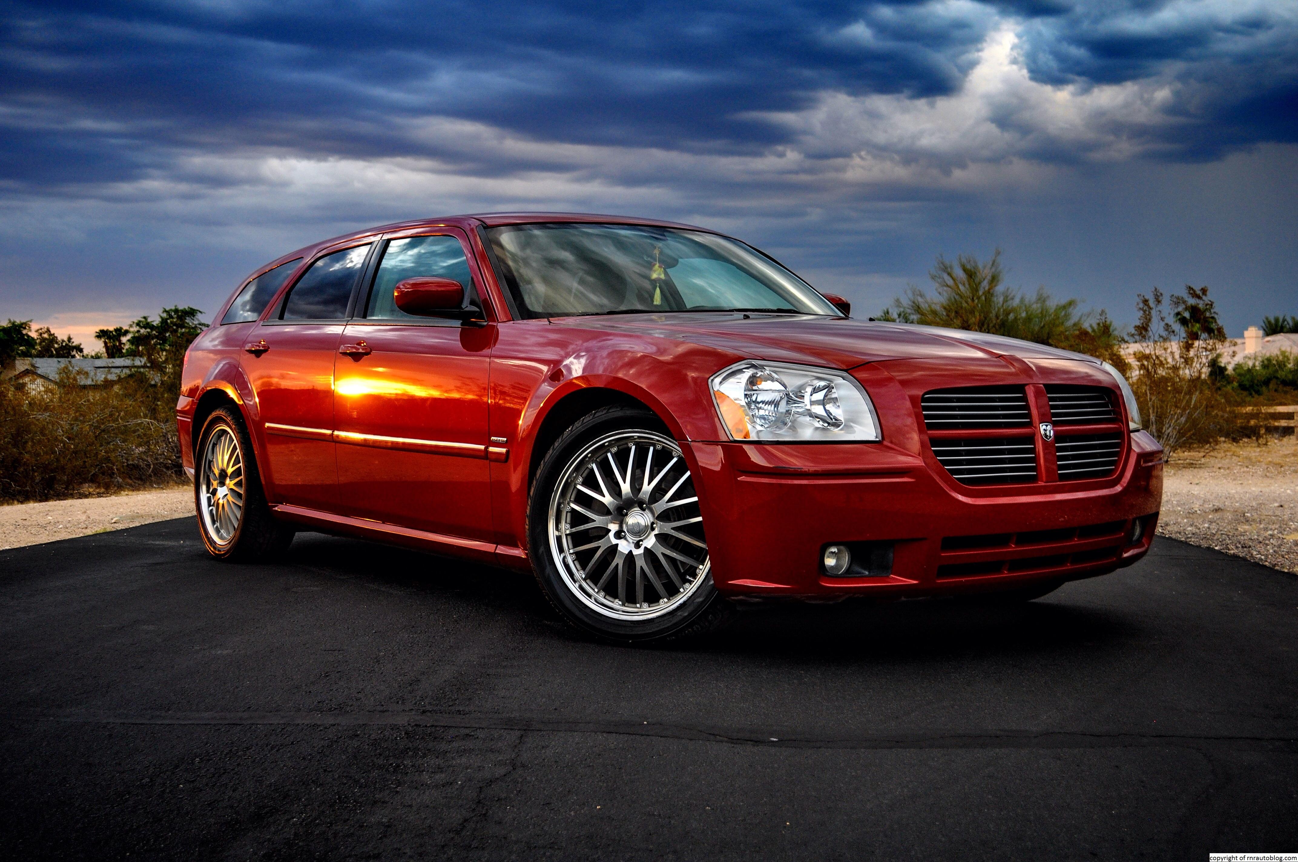 dodge magnum rt review rnr automotive blog