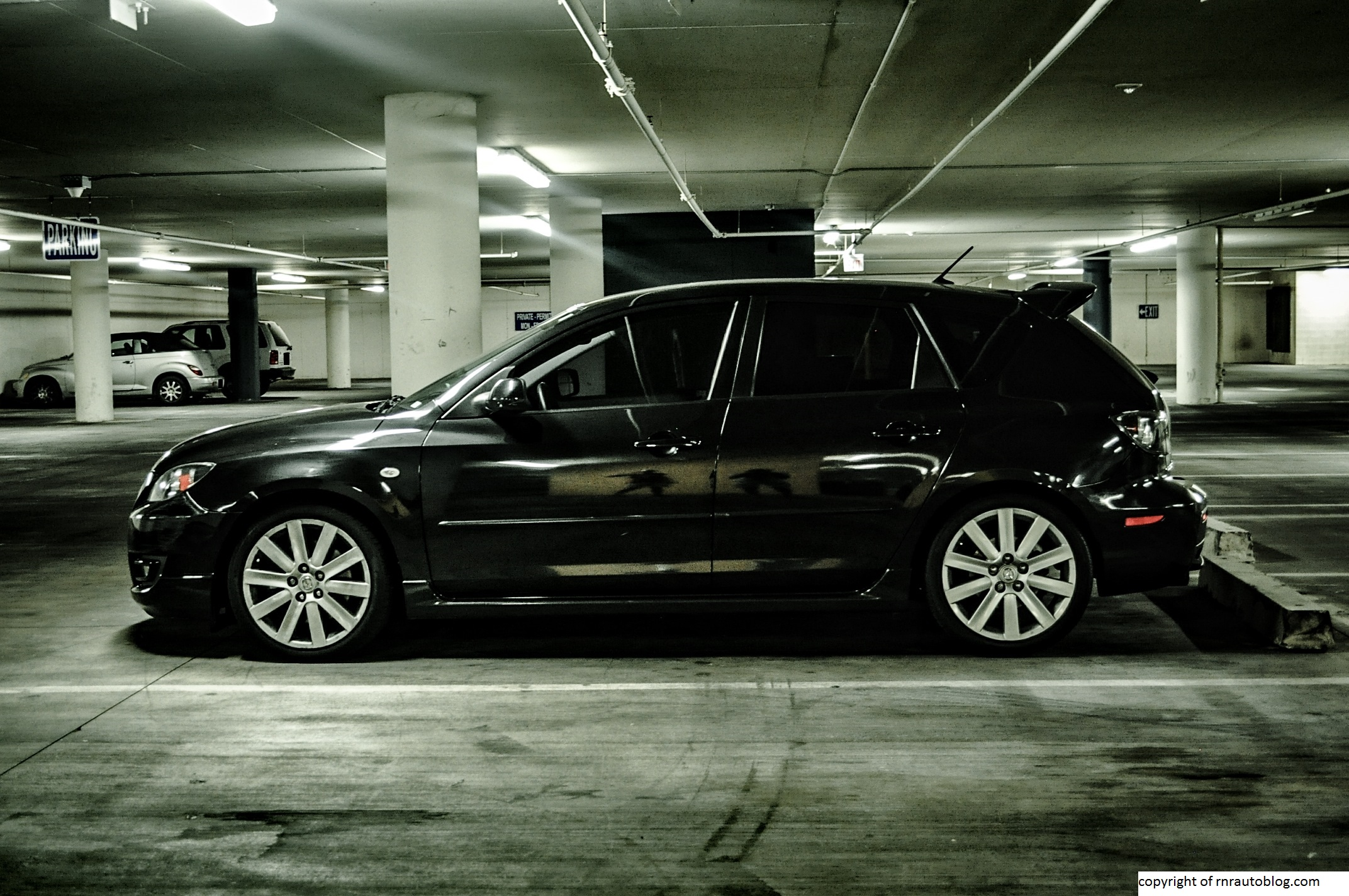 2008 mazdaspeed3 review rnr automotive blog. Black Bedroom Furniture Sets. Home Design Ideas