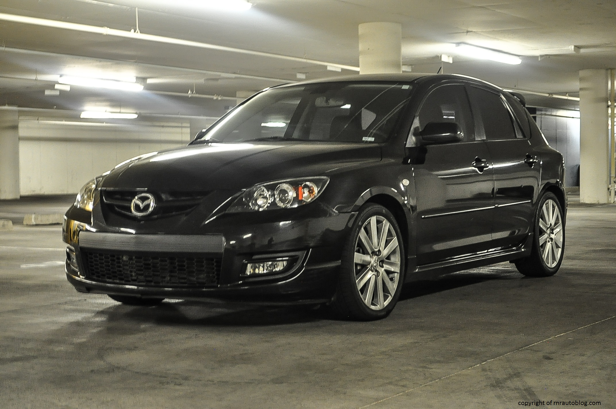 2008 mazdaspeed3 review rnr automotive blog. Black Bedroom Furniture Sets. Home Design Ideas
