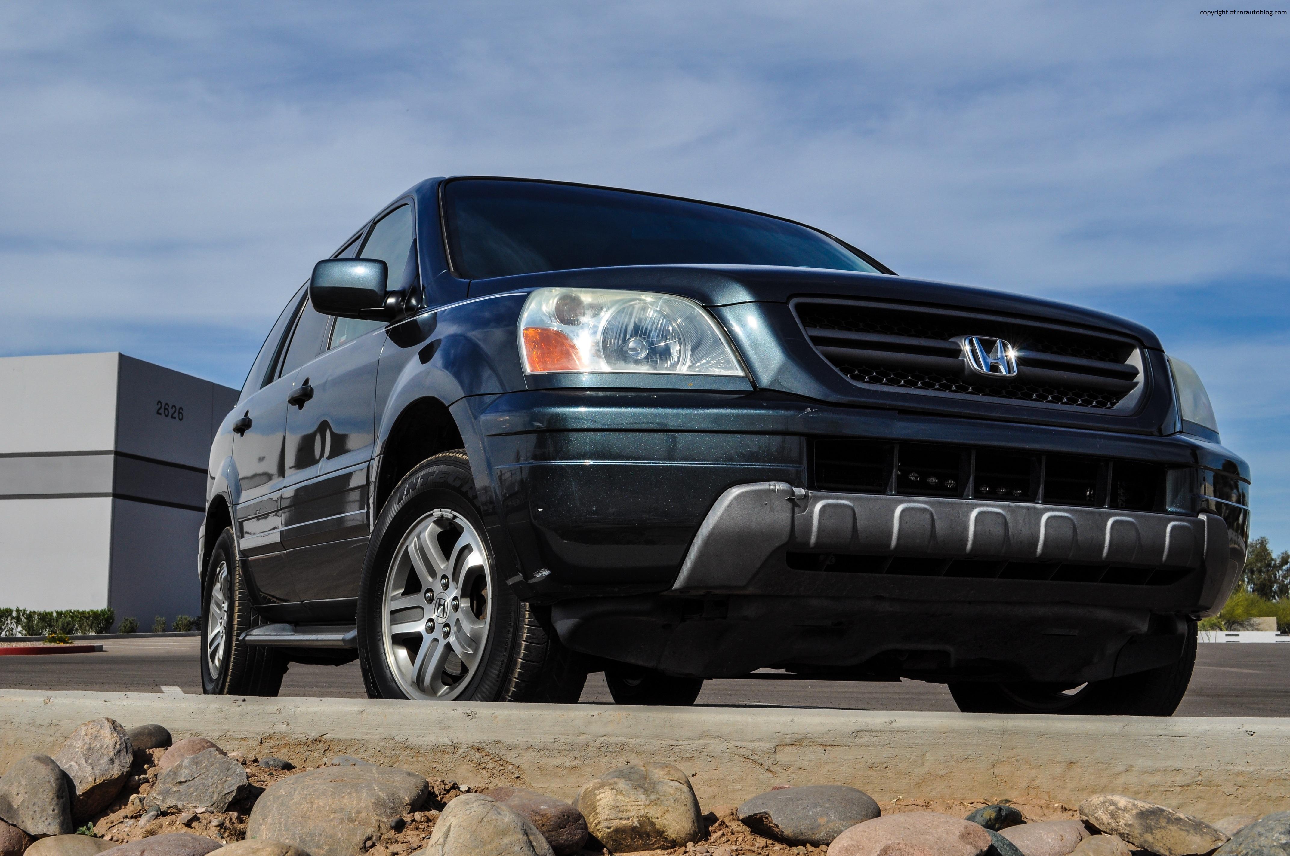 2004 Honda Pilot EX-L Review (My Car) | RNR Automotive Blog