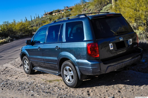 2004 Honda Pilot EX-L Review (My Car) | RNR Automotive Blog