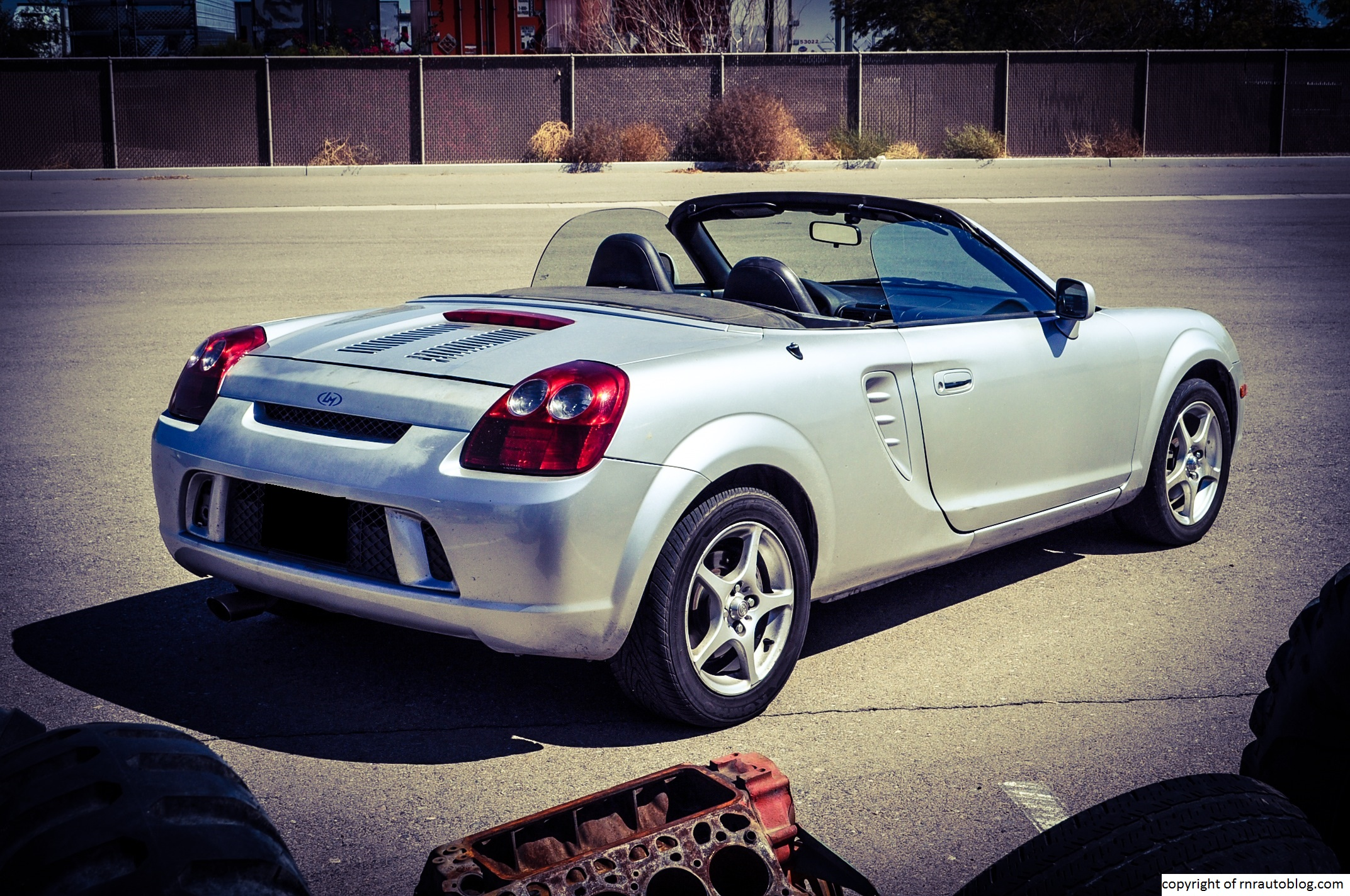 2003 Toyota Mr2 Spyder Review Rnr Automotive Blog