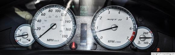 chrysler gauges