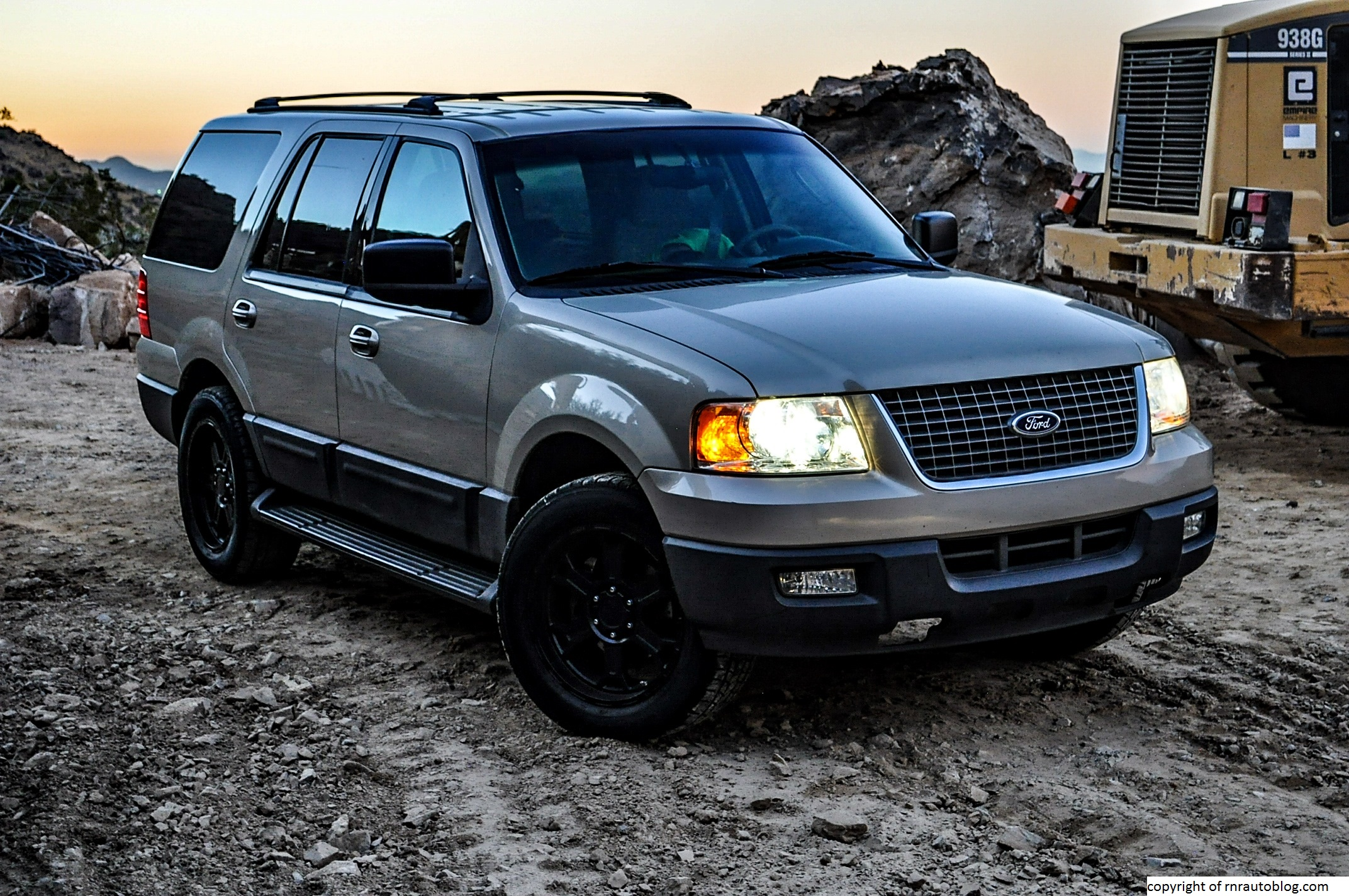 Ford Expedition Xlt Review