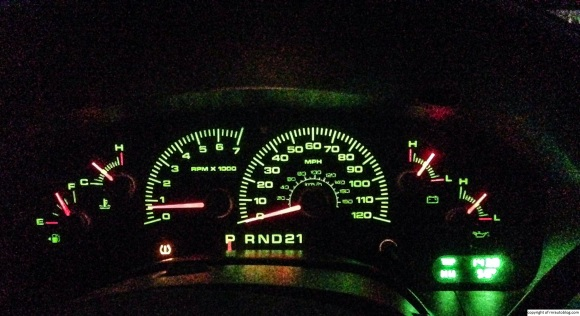 ford gauges