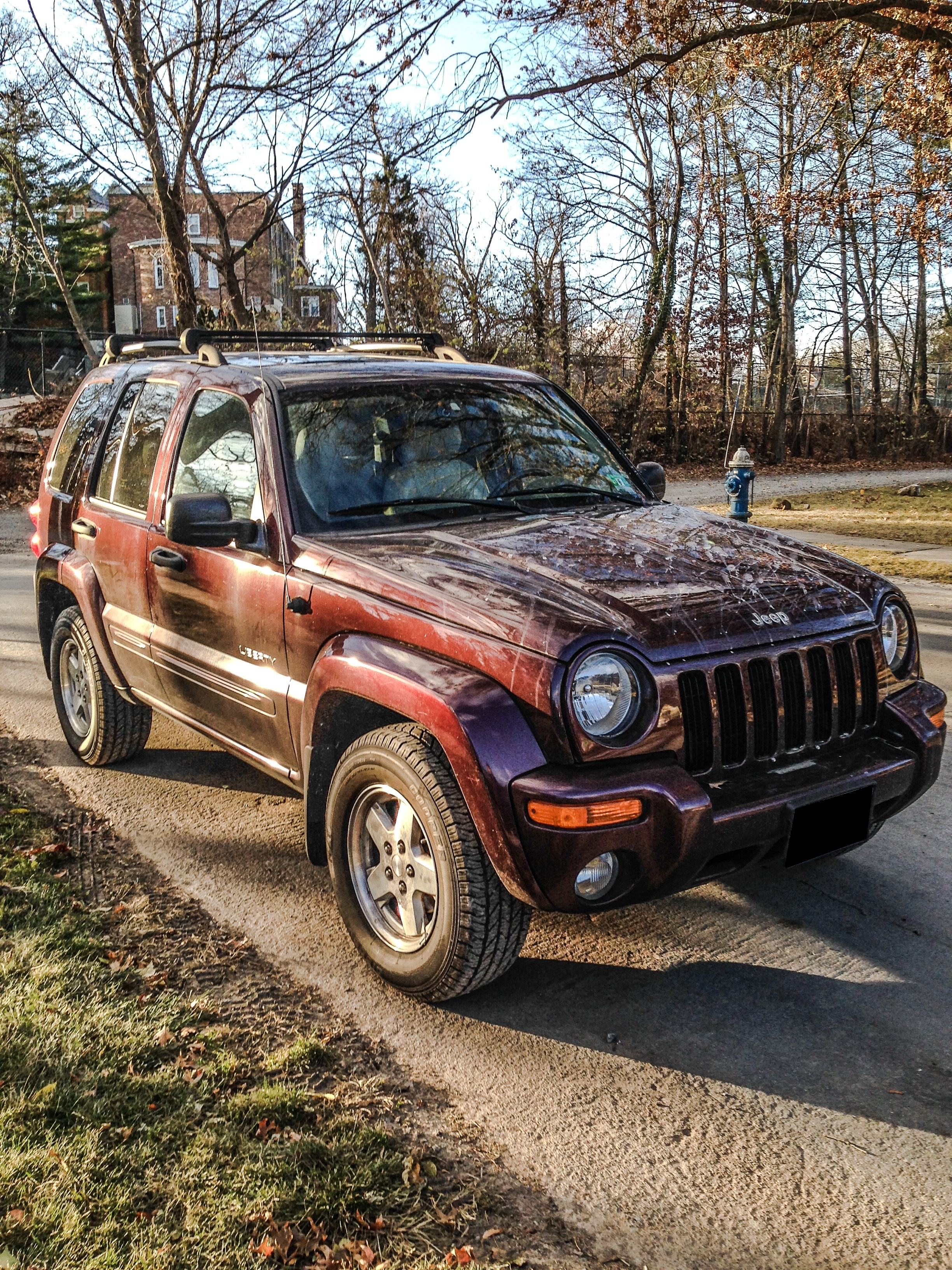 Miranda s 2004 Jeep Liberty Limited