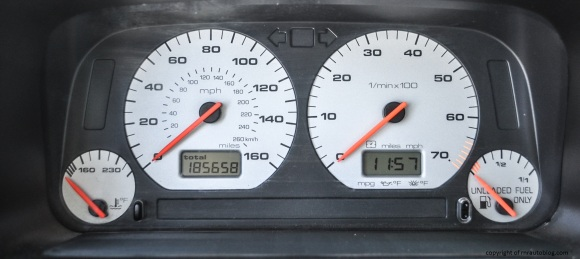 jetta gauges
