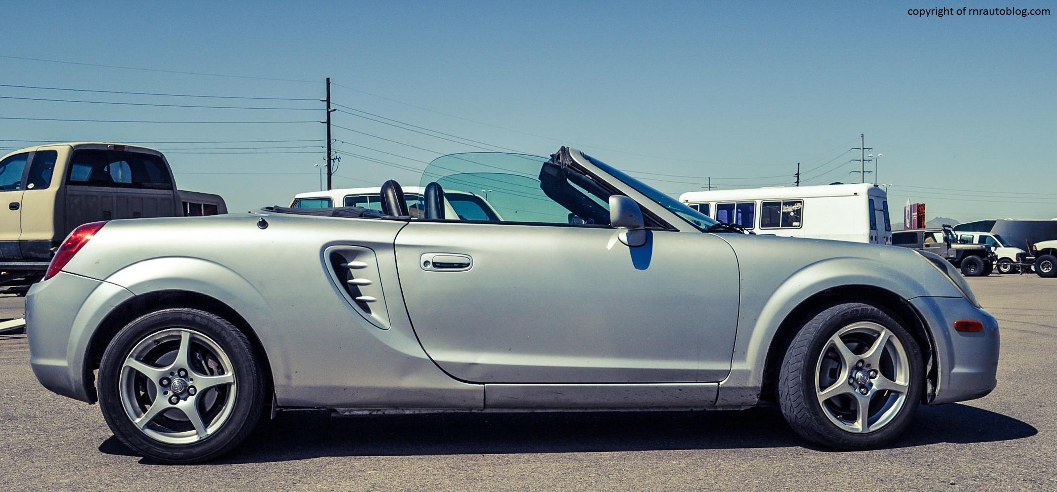 2003 toyota mr2 spyder review rnr automotive blog MR2 Spyder Review mr2 12 mr2 13