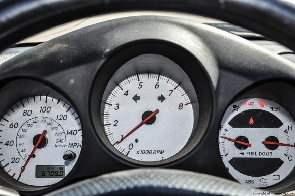 mr2 gauges