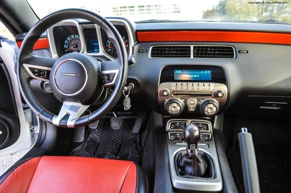 camaro interior 1