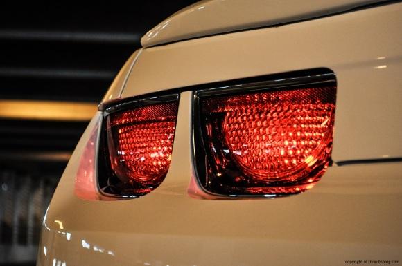 camaro taillights