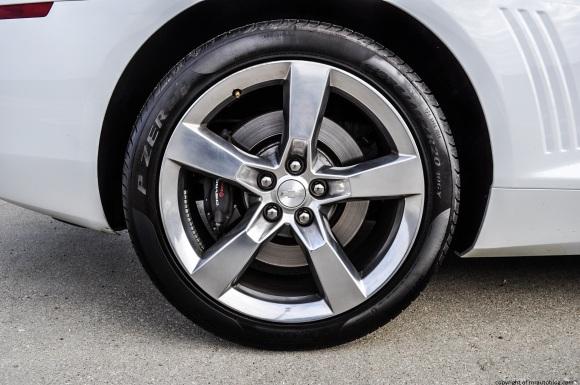 camaro wheel