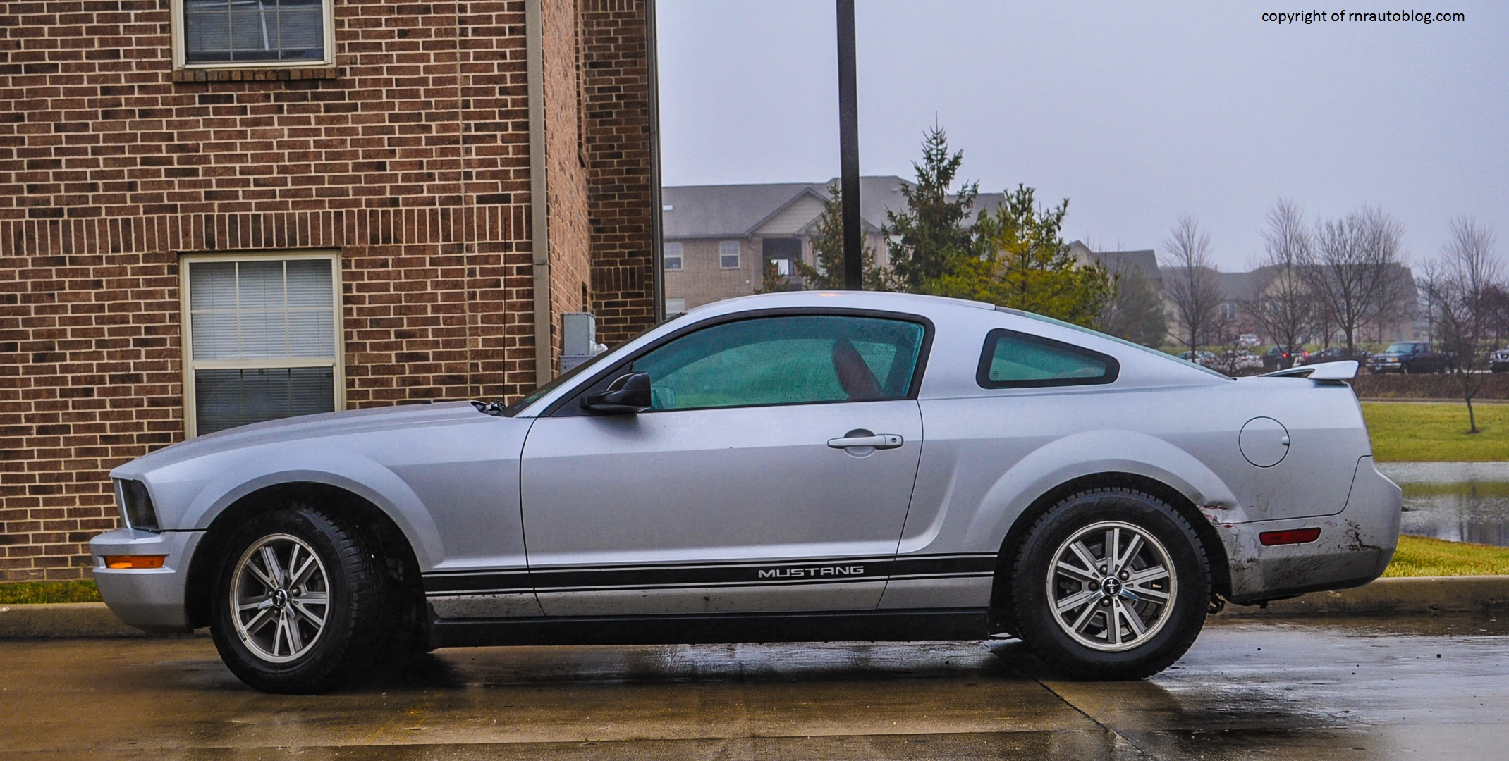 2005 Ford Mustang V6 Premium Review | RNR Automotive Blog