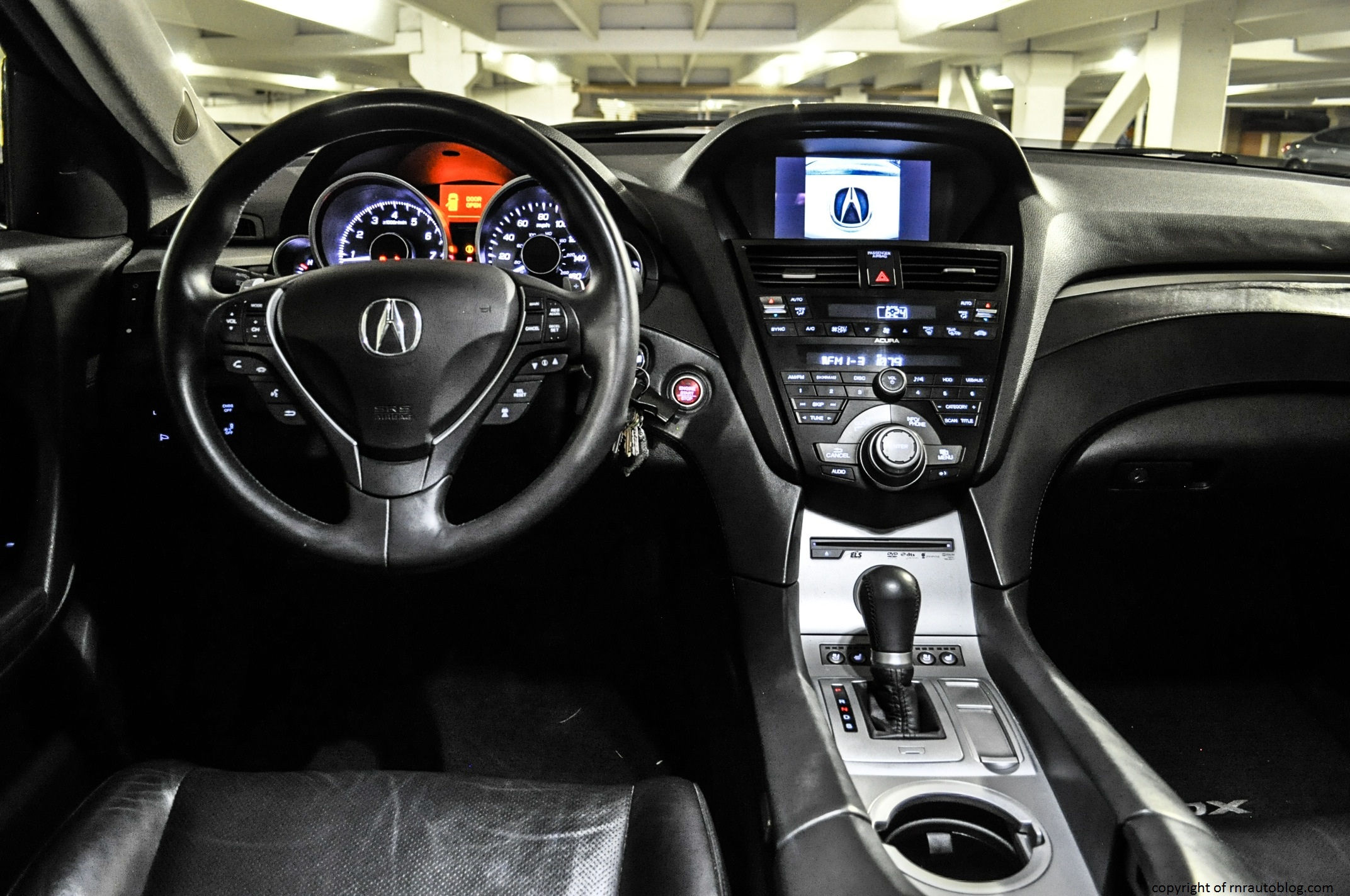Acura ZDX Advance Review RNR Automotive Blog - Www acura zdx