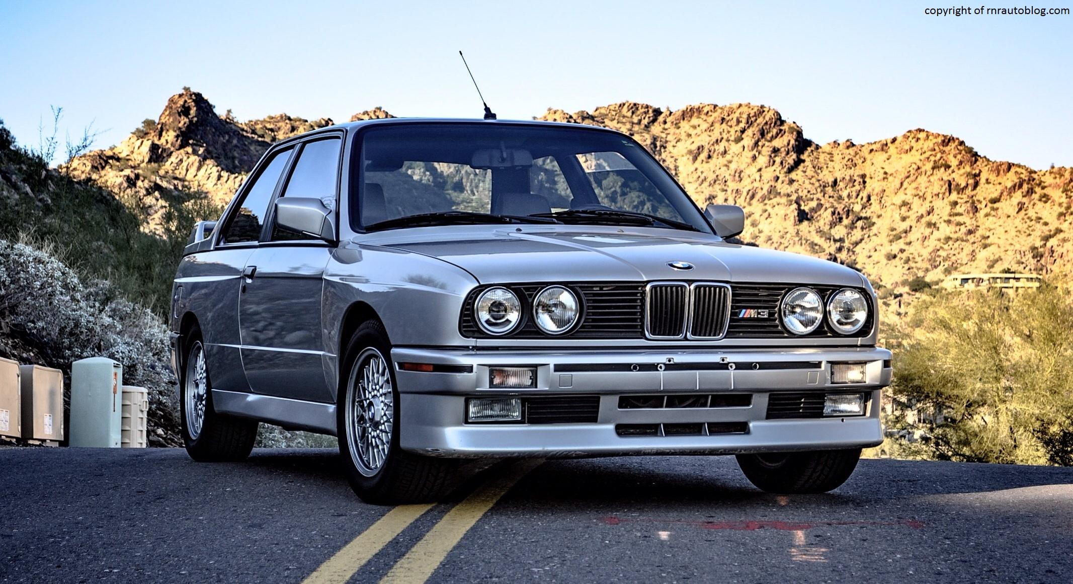 1990 Bmw M3 Review Rnr Automotive Blog