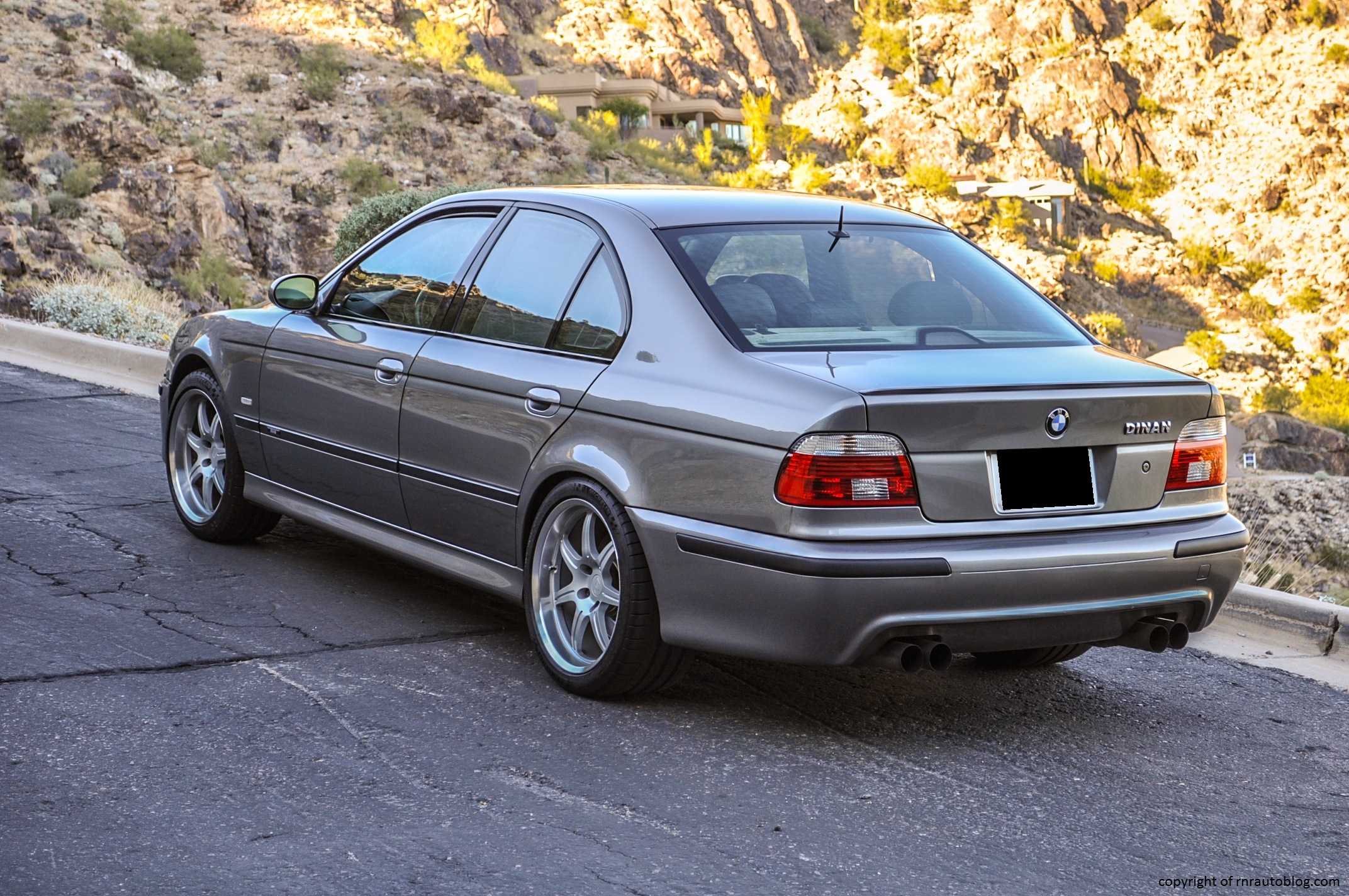 E39 9603 For Sale 18 DINAN Lightweight Forged Wheels  BMW M5