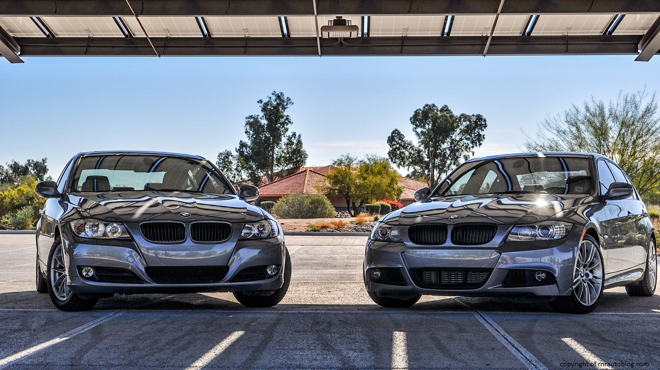 BMW I Review RNR Automotive Blog - Bmw 328i run flat tires