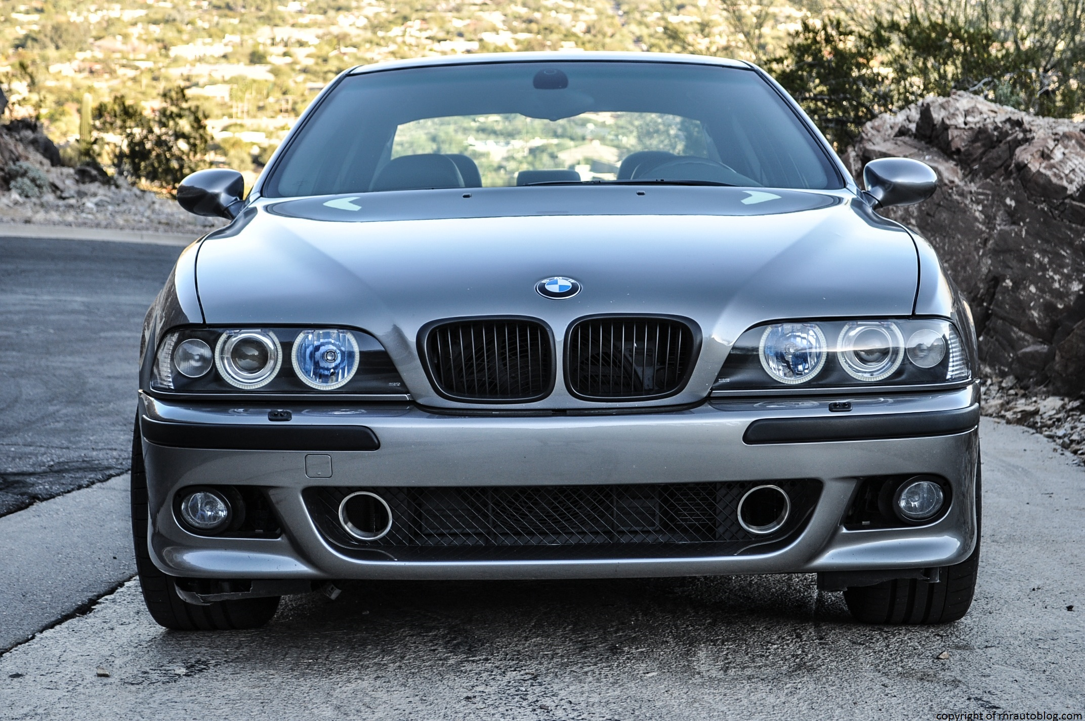 2002 BMW M5 Dinan Edition Review