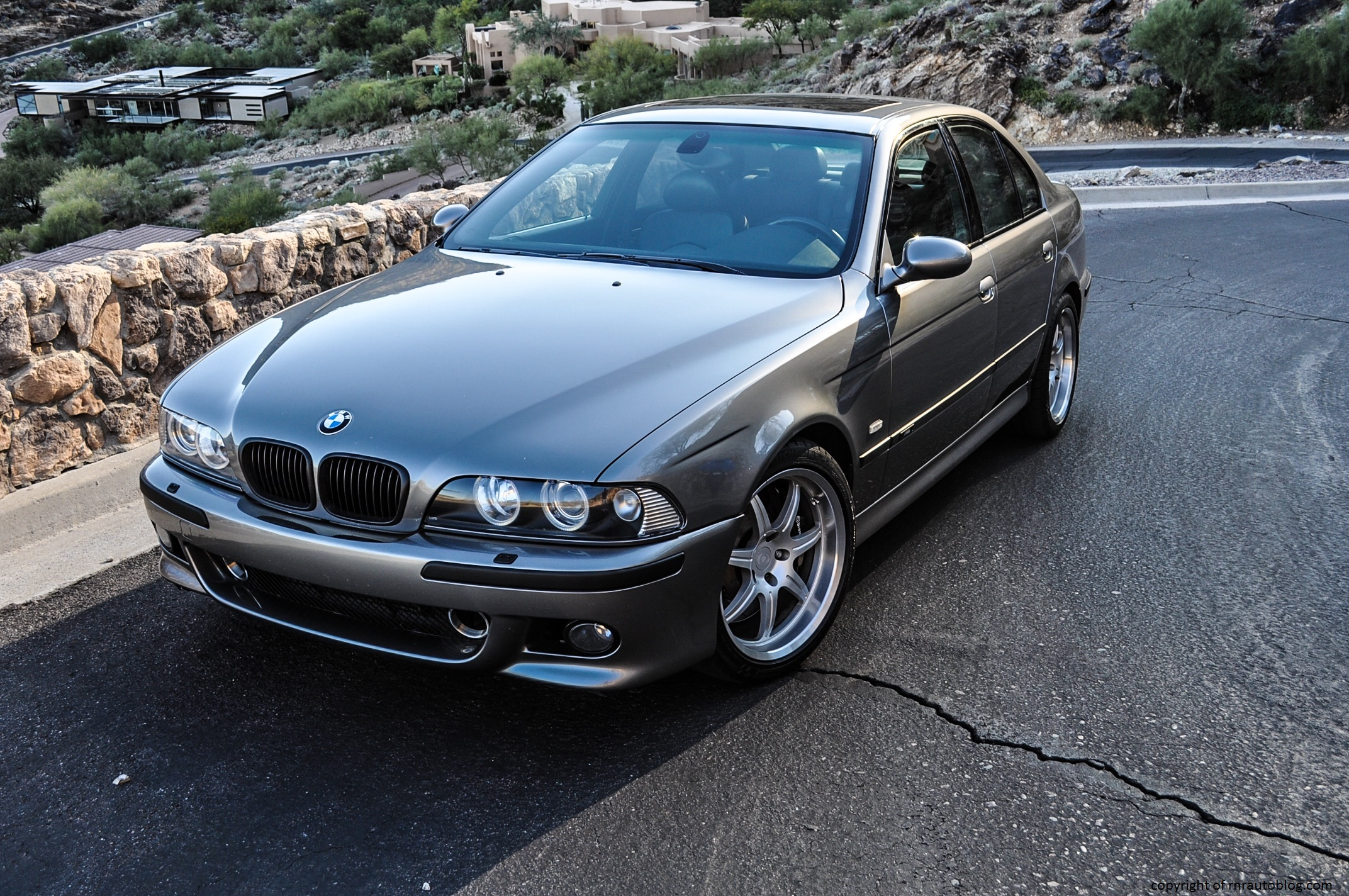 2002 Bmw M5 Dinan Edition Review Rnr Automotive Blog