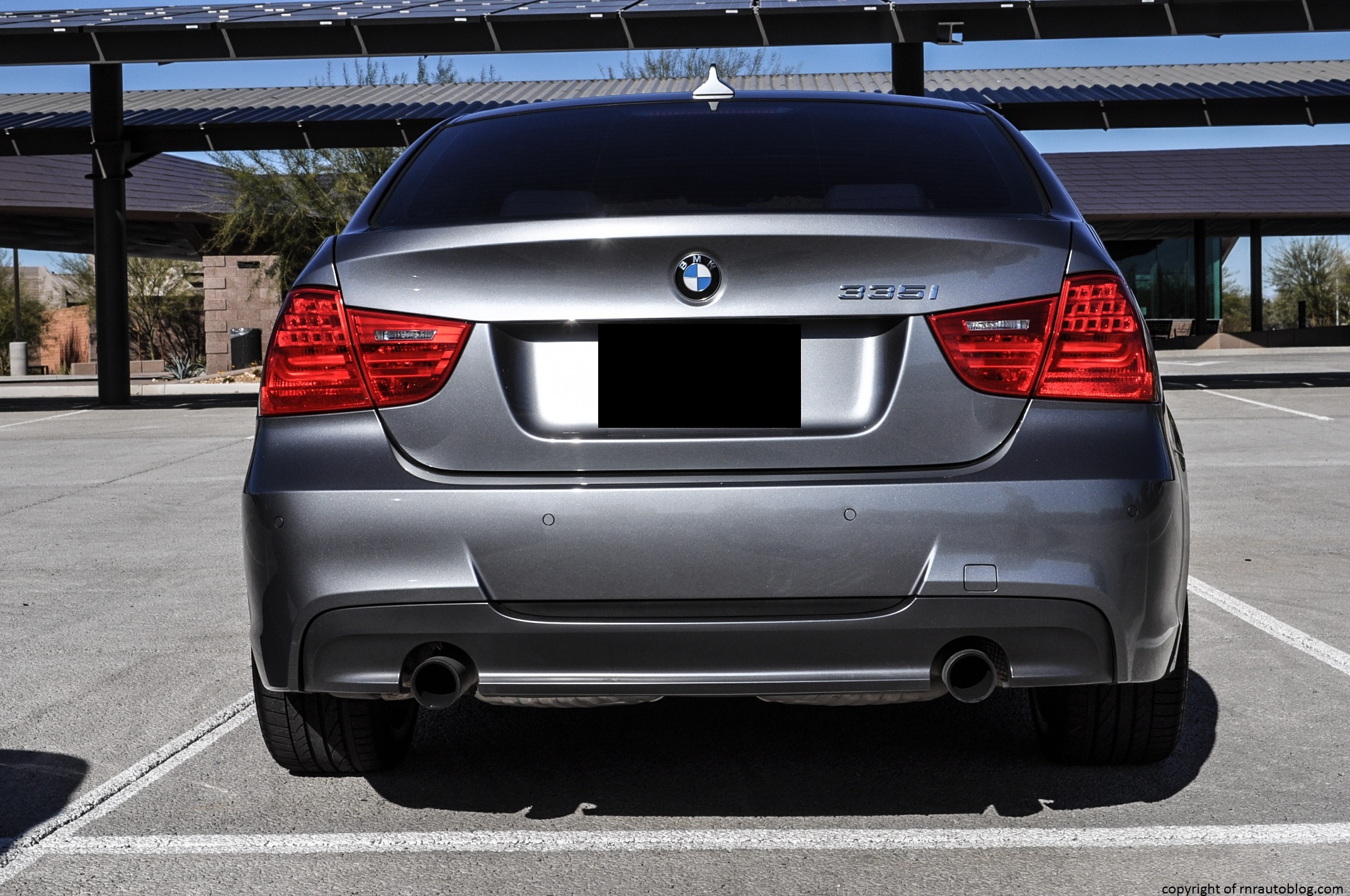 2011 Bmw 335i Review Rnr Automotive Blog