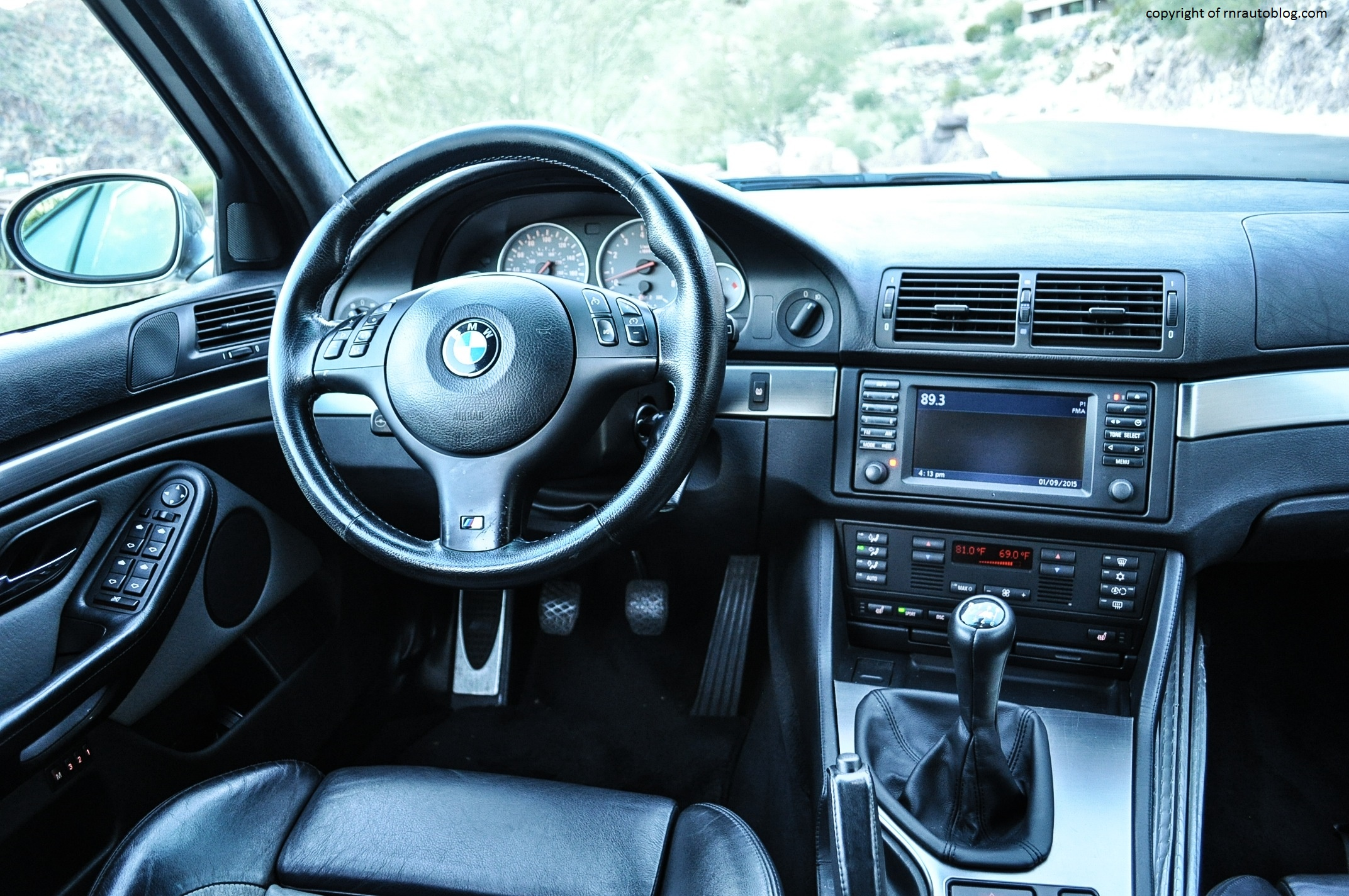 bmw m5 2001 interior