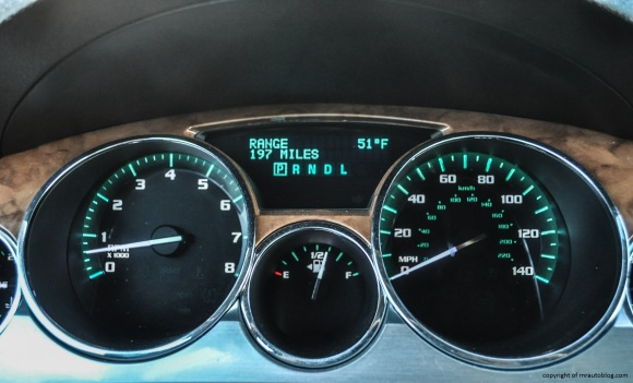 buick gauges