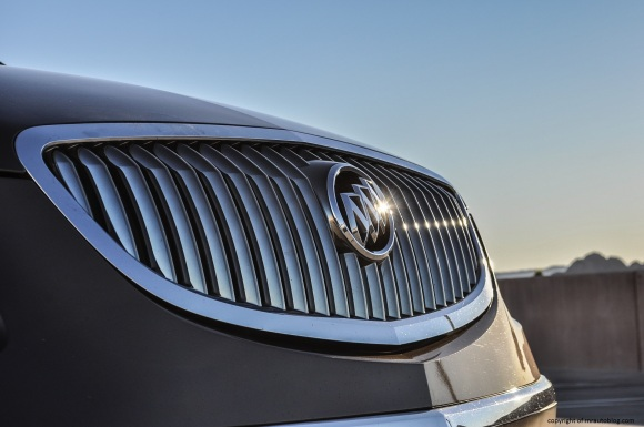 buick grille