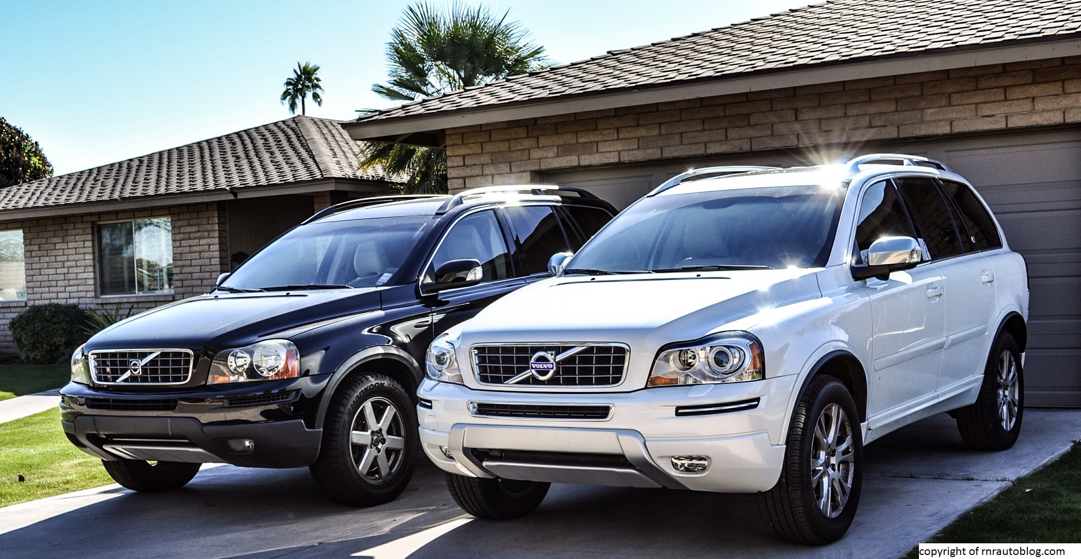 2007 Volvo Xc90 3 2 And 2014 Volvo Xc90 3 2 Premier Plus