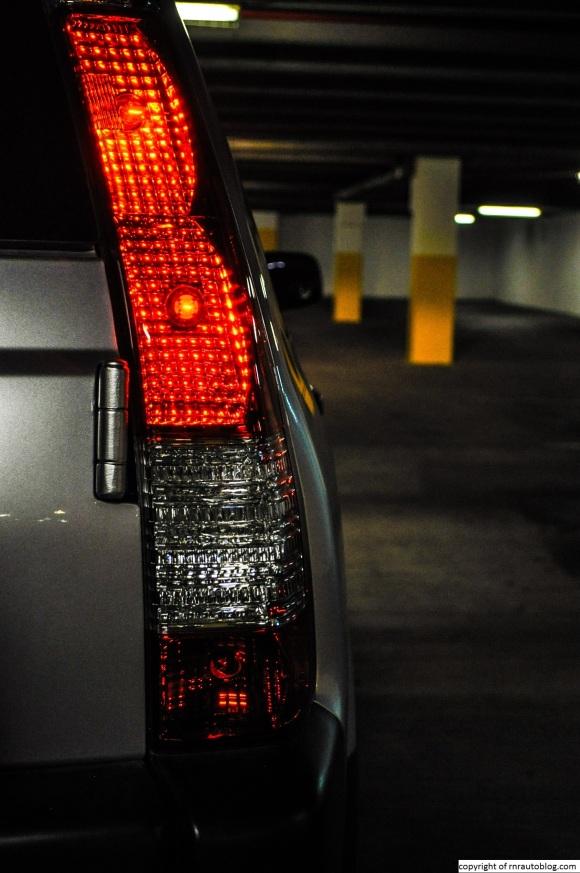 crv taillight