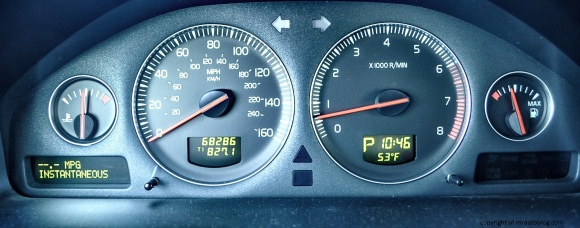 volvo gauges 1