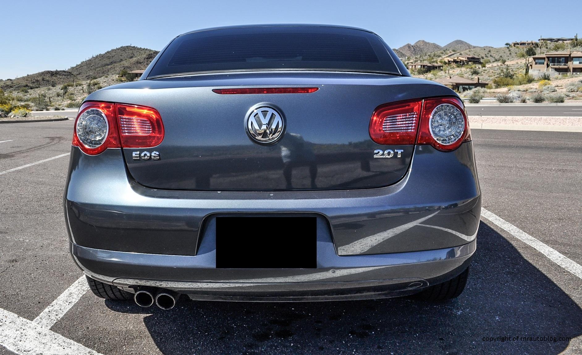 eos review reviews volkswagen sport autosavant
