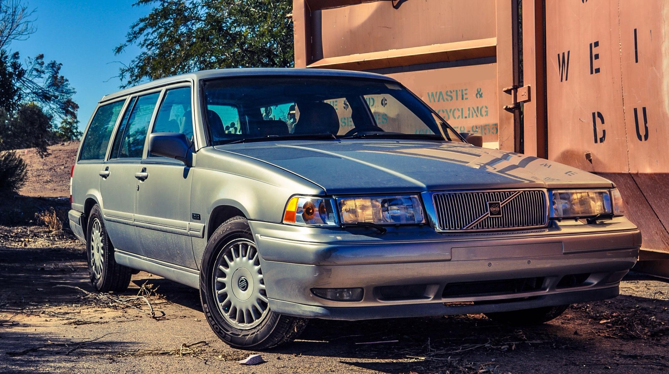 1995 Volvo 960 Review | RNR Automotive Blog