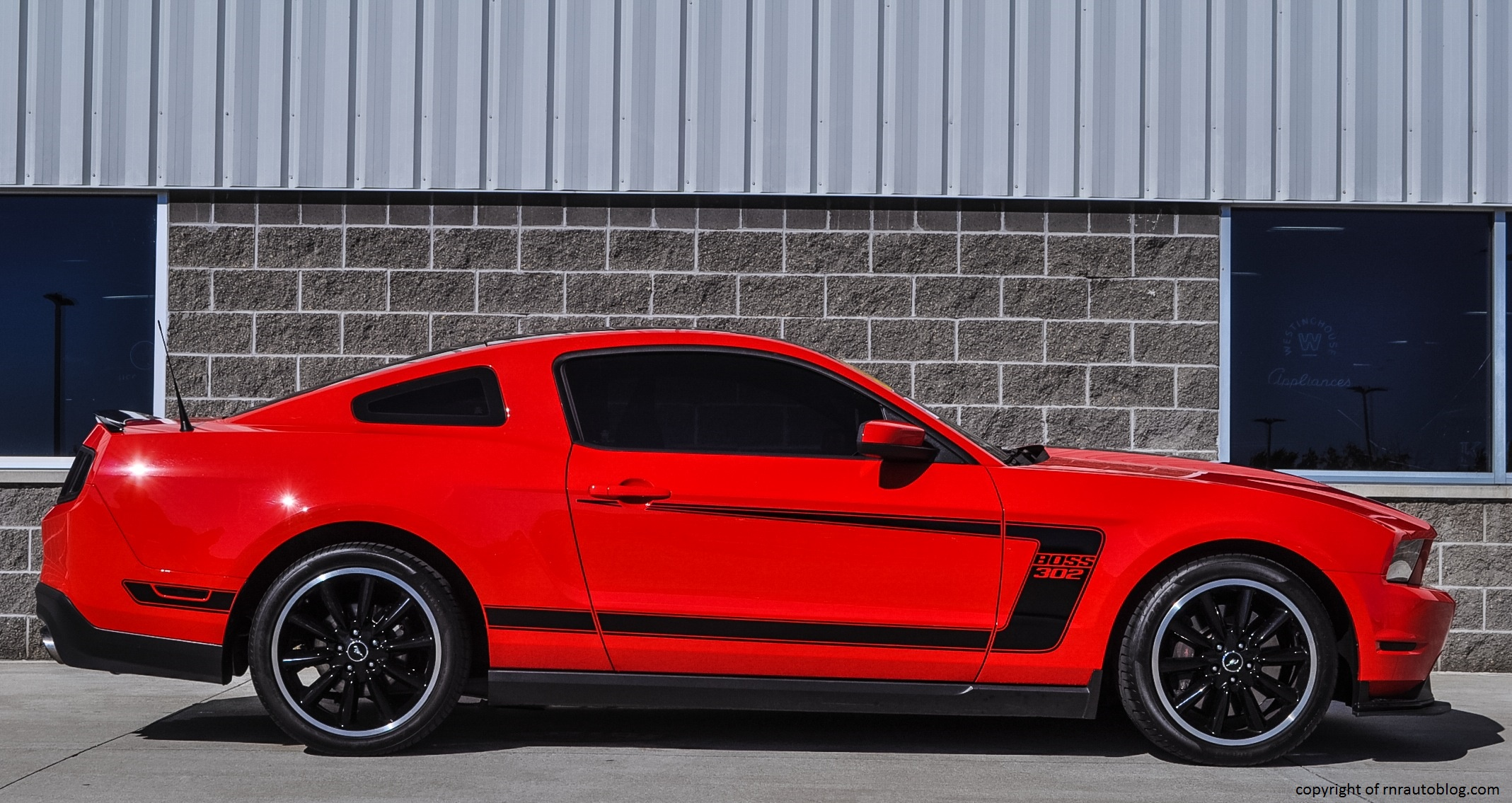 2012 Ford Mustang Gt Front Bumper >> 2012 Ford Mustang Boss 302 Review | RNR Automotive Blog